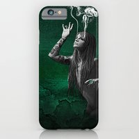 iPhone & iPod Case featuring The Fear of the Unknown by Thömas McMahon