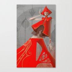 Pepper Fashion Canvas Print