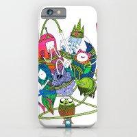 Adventure Time Fan Art C… iPhone 6 Slim Case
