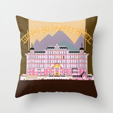 Why Do You Want To Be A Lobby Boy? Throw Pillow