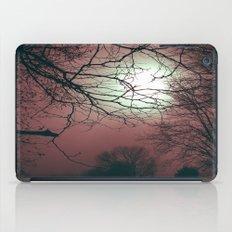 Day Moon iPad Case