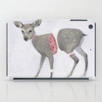 Poor Bambi iPad Case