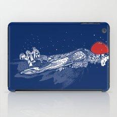 Olympic Swimmer  iPad Case