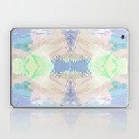 Wishy Washy Blues Laptop & iPad Skin