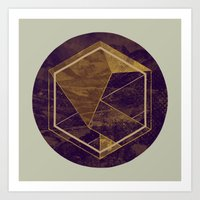 Thinking Of A Foreign Gi… Art Print