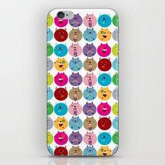 Cute bunnyballs iPhone & iPod Skin