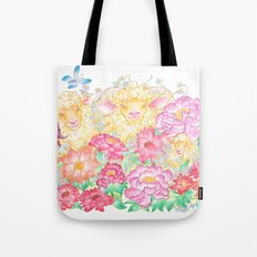 Happy New Year of the Sheep! Tote Bag
