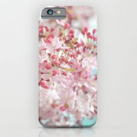 Pink Cherry Blossom iPhone 6 Slim Case