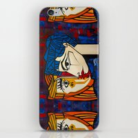 Jacqueline iPhone & iPod Skin