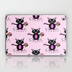 Pink Cool Treats Laptop & iPad Skin