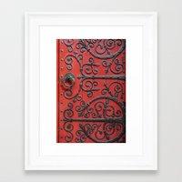 Saint Mark's Framed Art Print