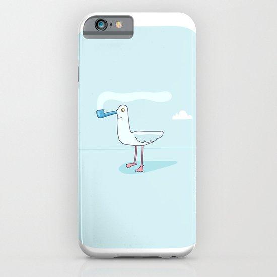 Pipe dream scene iPhone & iPod Case