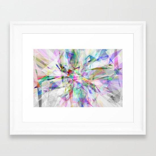 Graphic 2 Framed Art Print