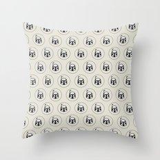 Boba Fett Pattern - Star… Throw Pillow