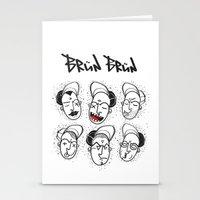 Brun Brun Stationery Cards