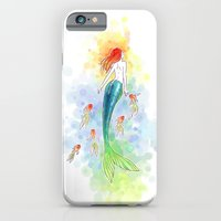 iPhone & iPod Case featuring Under the Sea by Freeminds