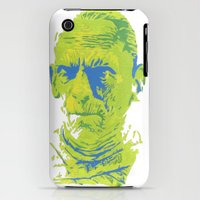 iPhone 3Gs & iPhone 3G Cases featuring Mummy by Keith Fisher