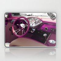 Hot Rod Purple Laptop & iPad Skin