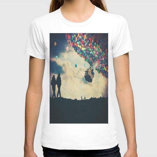 Walk On T-shirt