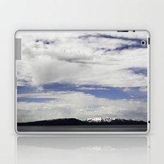 yellowstone lake Laptop & iPad Skin