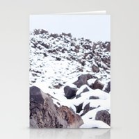 The Beauty of Silence Stationery Cards