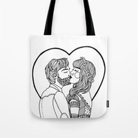 True loves kiss Tote Bag