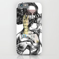 lottery girl Slim Case iPhone 6s