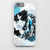 Geometric Textures 4 iPhone 6 Slim Case