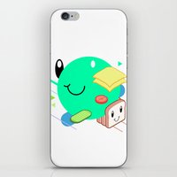 Tasty Visuals - Sandwich… iPhone & iPod Skin