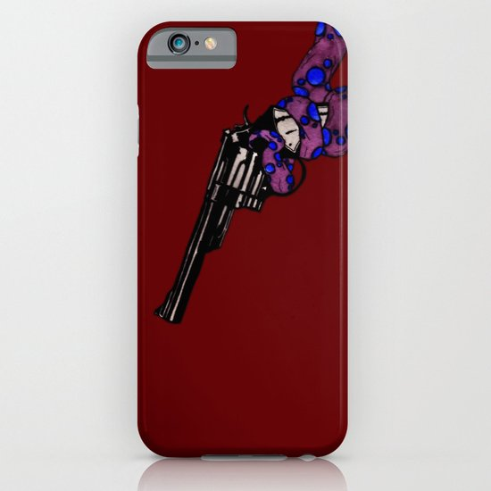 Oceanic Menace 2 iPhone & iPod Case