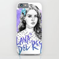 iPhone & iPod Case featuring LDR 2014 by Daniel Cash