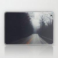 Quiet Drive Laptop & iPad Skin