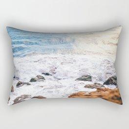 Rectangular Pillow - Wild Summer #society6 #print #decor #art - cadinera