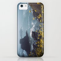 iPhone 5c Cases featuring Yaquina Head by Kevin Russ