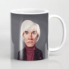 Celebrity Sunday ~ Andy Warhola Mug