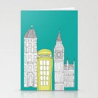 London - City Prints // … Stationery Cards