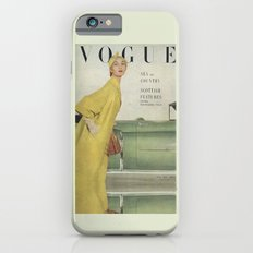 VOGUE 1950 iPhone 6 Slim Case