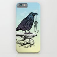 Raven's Keys iPhone 6 Slim Case