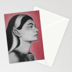 Skunk Elf  Stationery Cards
