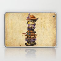 Hat Stack Laptop & iPad Skin