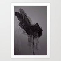 Leaf Eight Art Print