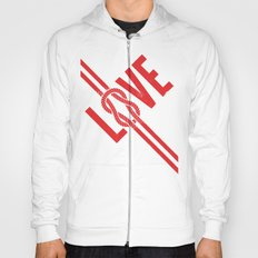 Love Knot (Red) Hoody
