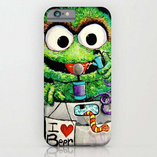 THE GROUCH iPhone & iPod Case