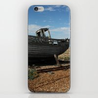 Boat Off Course iPhone & iPod Skin