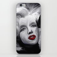 My Marilyn iPhone & iPod Skin