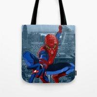 Amazing Spider-Man (Comi… Tote Bag