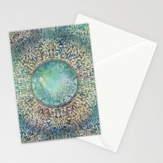 Moon Mandala Stationery Cards