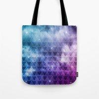 Galaxy Fade Tote Bag