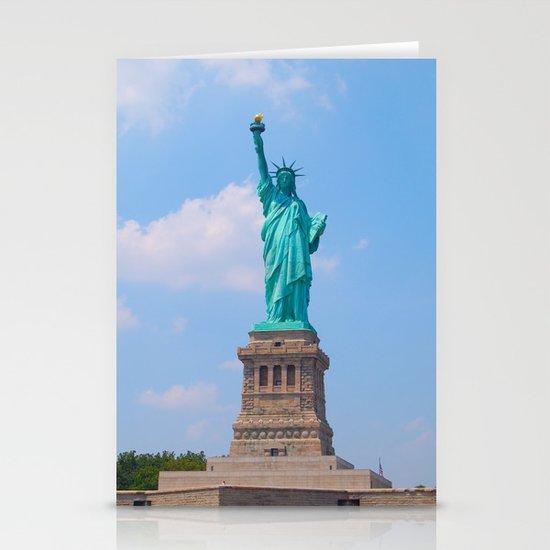 Liberty Stationery Card