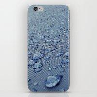 After the rain iPhone & iPod Skin